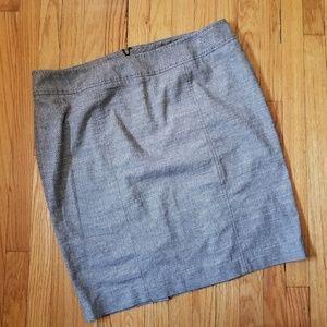 Lane Bryant Pencil Skirt Brown Multi 20